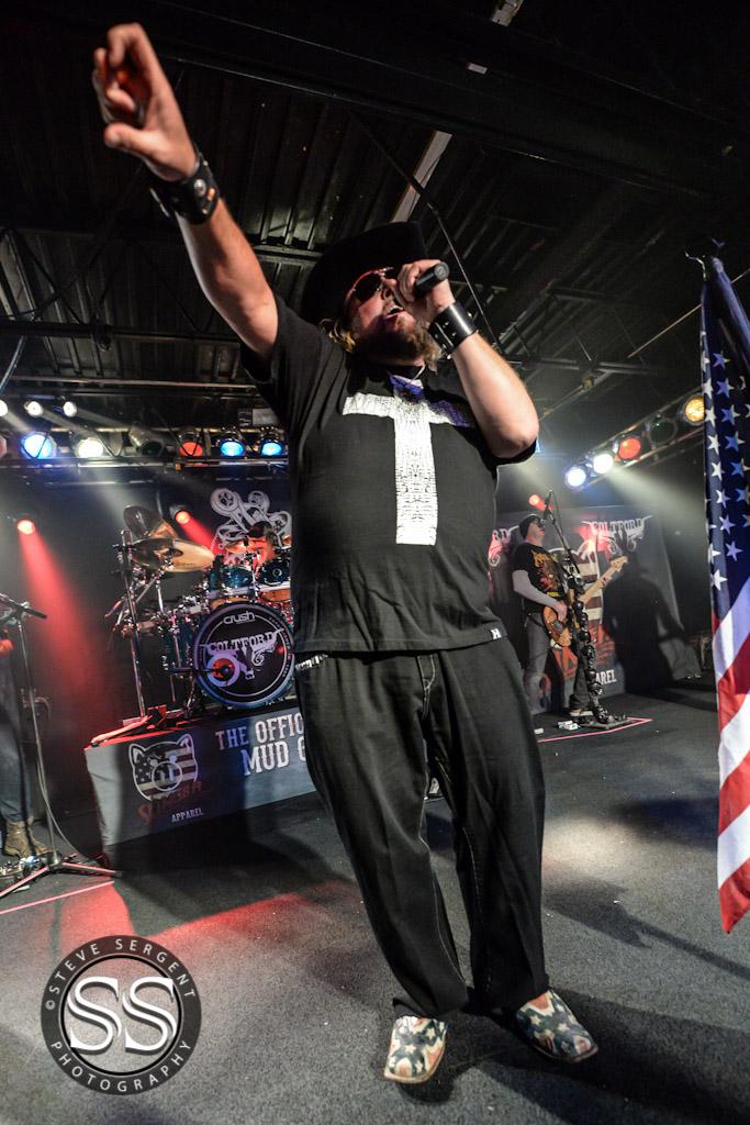 Colt Ford @ The Machine Shop in Flint, MI | Photo by Steve Sergent