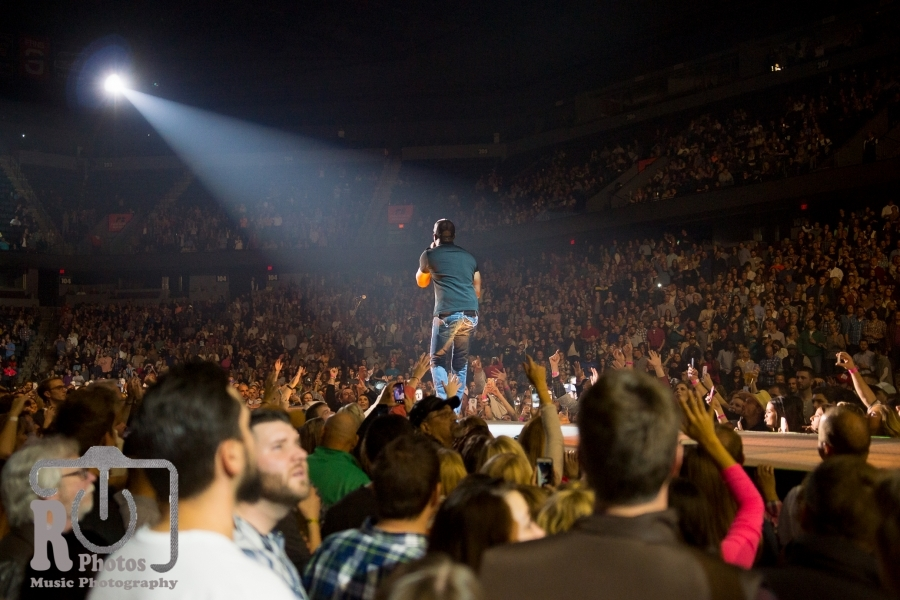 Darius Rucker @ Van Andel Arena in Grand Rapids, MI | Photo by John Reasoner