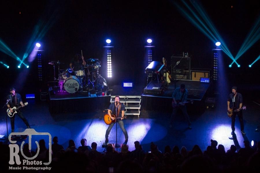 Eli Young Band @ The Fillmore Detroit, MI | Photo by John Reasoner