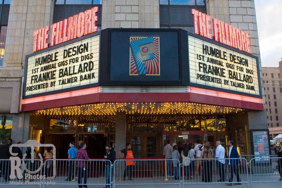 Frankie Ballard @ Fillmore in Detroit, MI | Photo by John Reasoner
