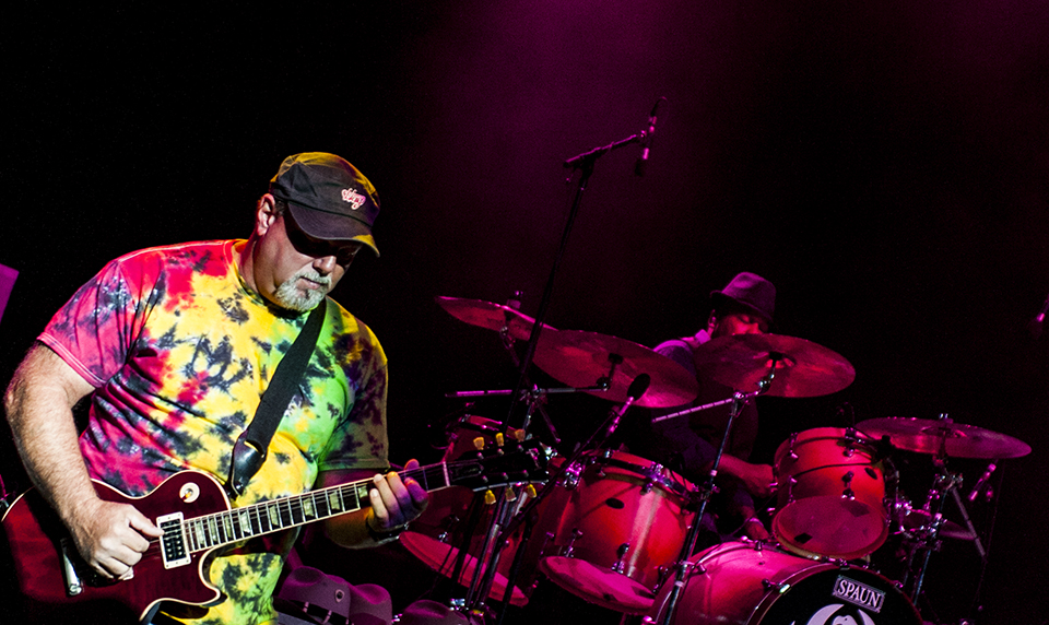 Hank Williams Jr. @ DTE Energy Music Theater   Photo by Josh Kahl