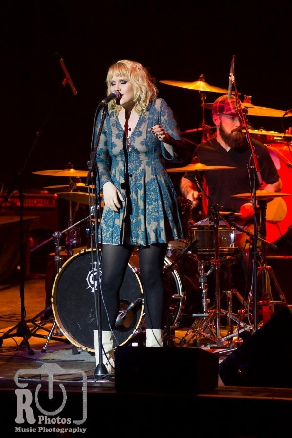 Kari Lynch @ Kalamazoo State Theatre Kalamazoo, MI | Photo by John Reasoner