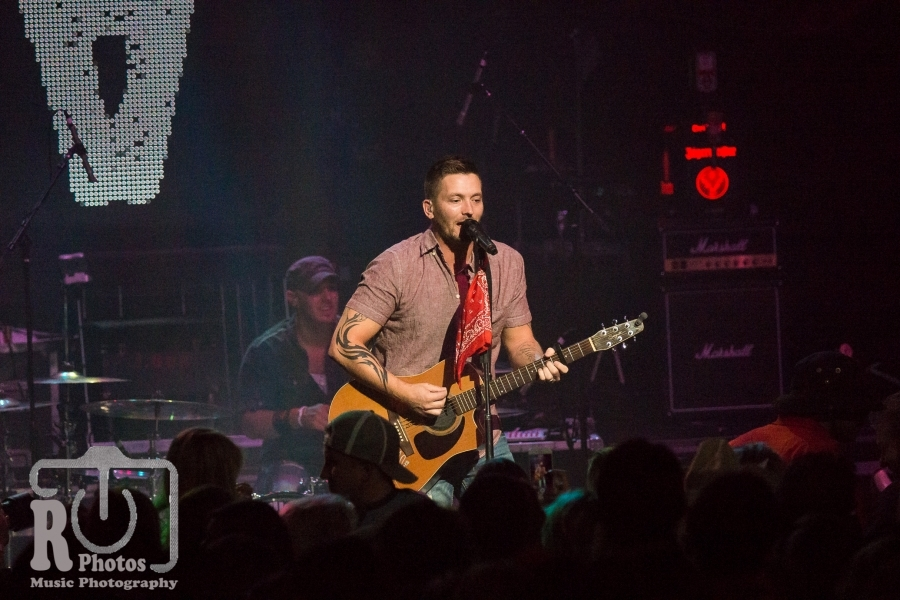Matt Austin @ Fillmore in Detroit, MI | Photo by John Reasoner