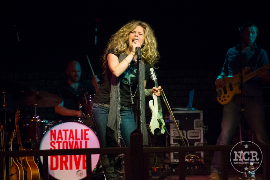 Natalie Stovall and The Drive @ Whiskey Barrel in Lansing, MI | Photo by John Reasoner