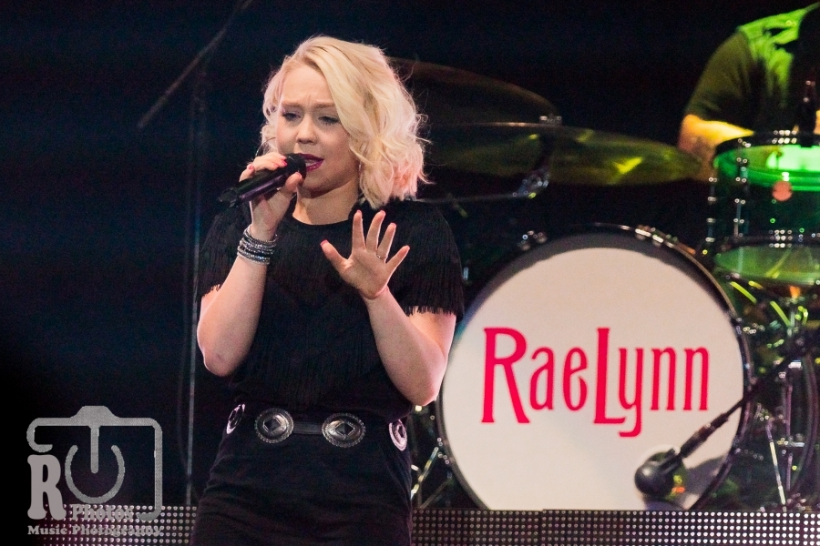 RaeLynn @ Allen County War Memorial Coliseum in Fort Wayne, IN | Photo by John Reasoner