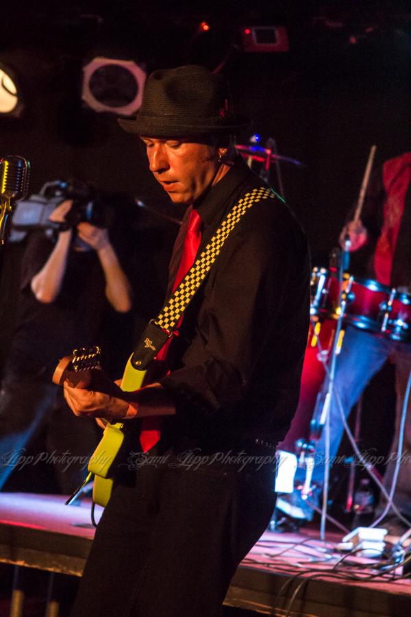 Rio & The Rockabilly Revival @ The Token Lounge in Westland, MI   Photo by Sami Lipp
