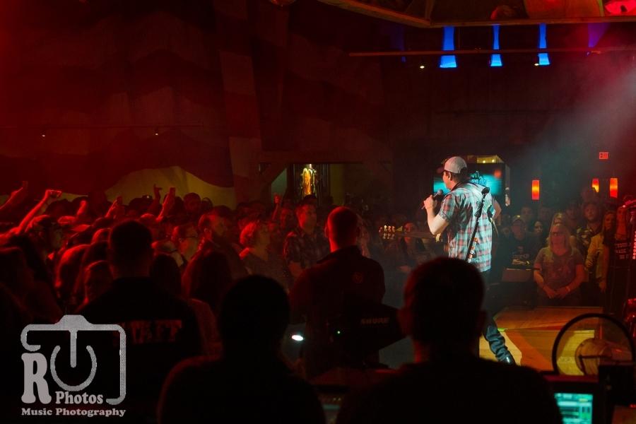 Rodney Atkins @ Tequila Cowboy Lansing, MI | Photo by John Reasoner