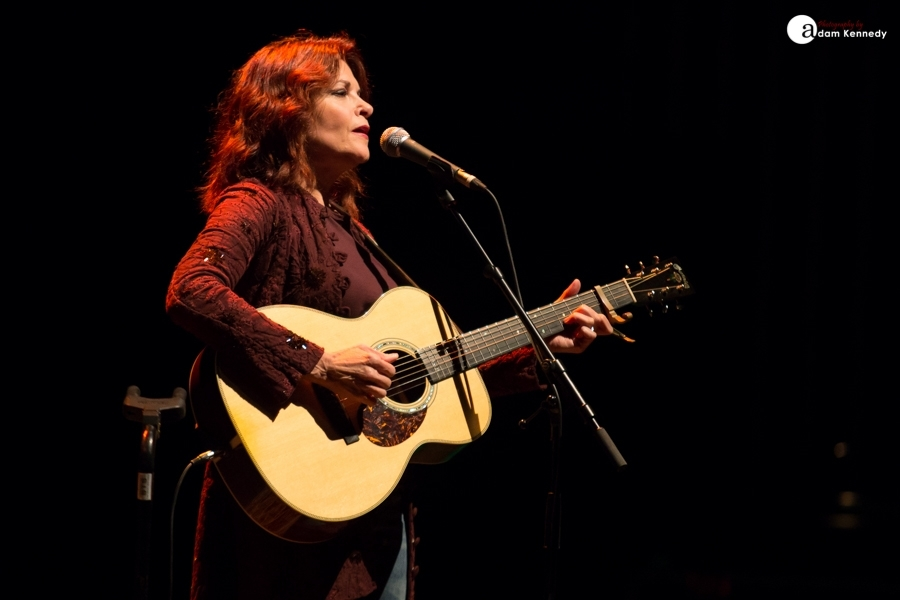 Rosanne Cash and John Leventhal@The Sage in Gateshead, UK  | Photo by Adam Kennedy