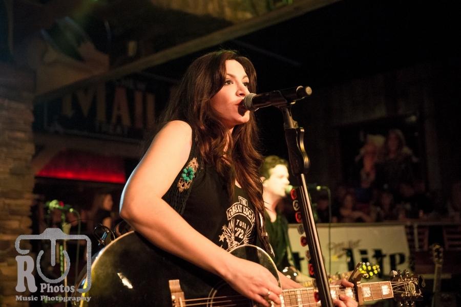Rose Falcon @ Tequila Cowboy Lansing, MI | Photo by John Reasoner
