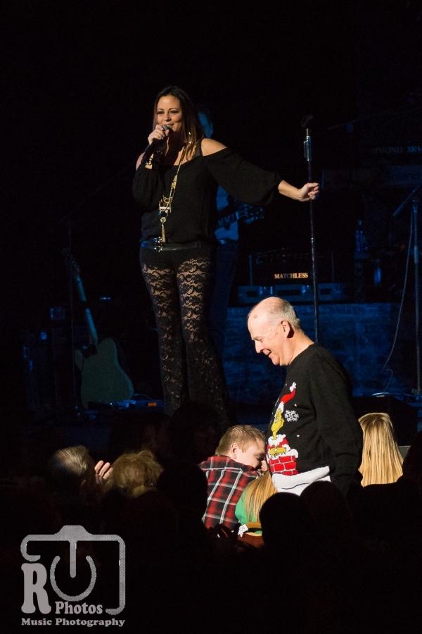 Sara Evans @ Lerner Elkhart, IN   Photo By John Reasoner