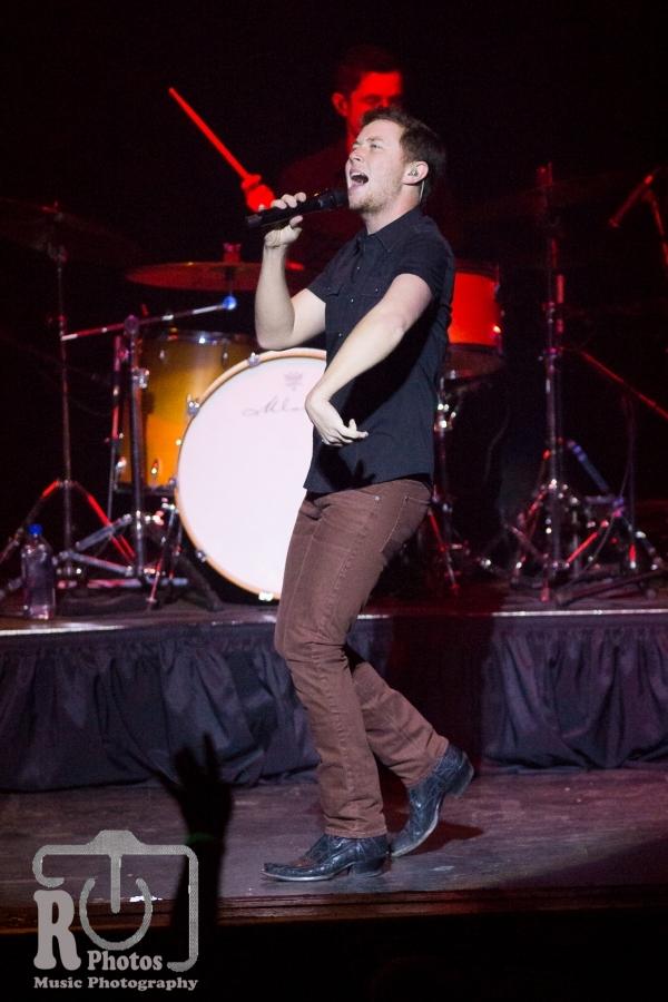 Scotty McCreery @ Kalamazoo State Theatre Kalamazoo, MI | Photo by John Reasoner