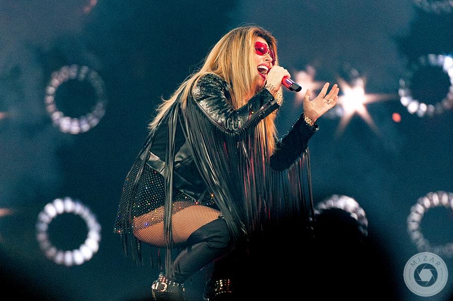 Shania Twain at Energy Solutions Arena in Salt Lake City, UT | Photos by Brandon Mizar