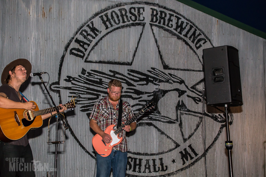 The Harmed Brothers @ Dark Horse Brewing - 20150906