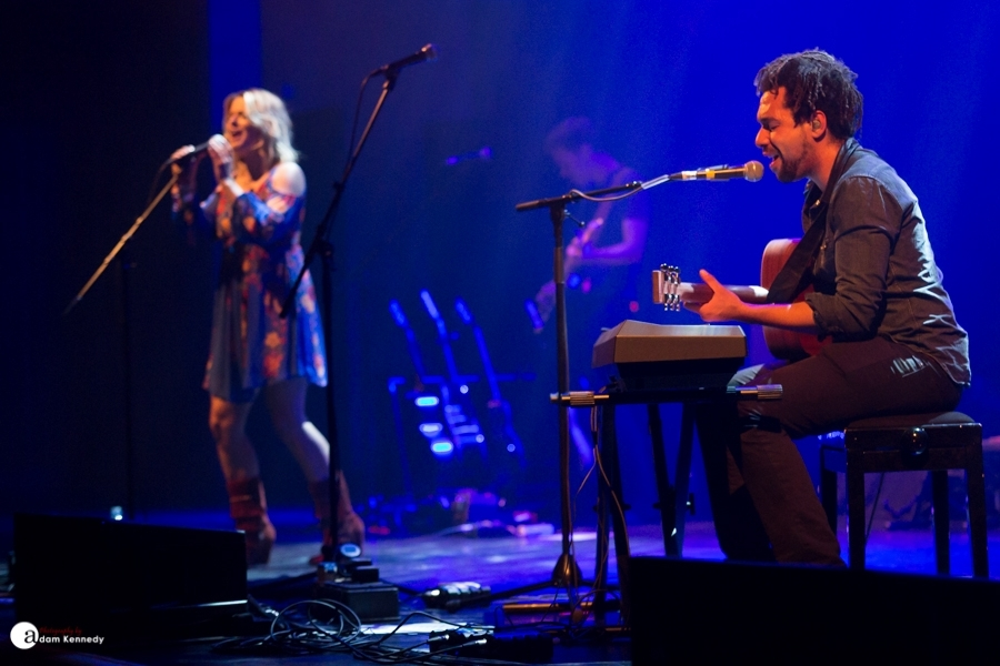 The Shires@The Sage in Gateshead, UK  | Photo by Adam Kennedy