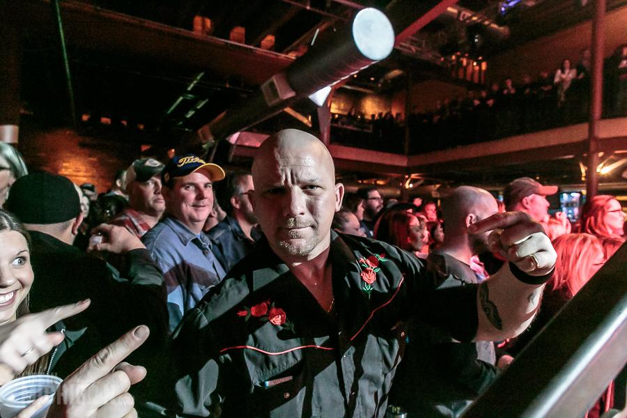 Whitey Morgan and the 78's  @ Crofoot - Pontiac, MI on 19-Feb-2016