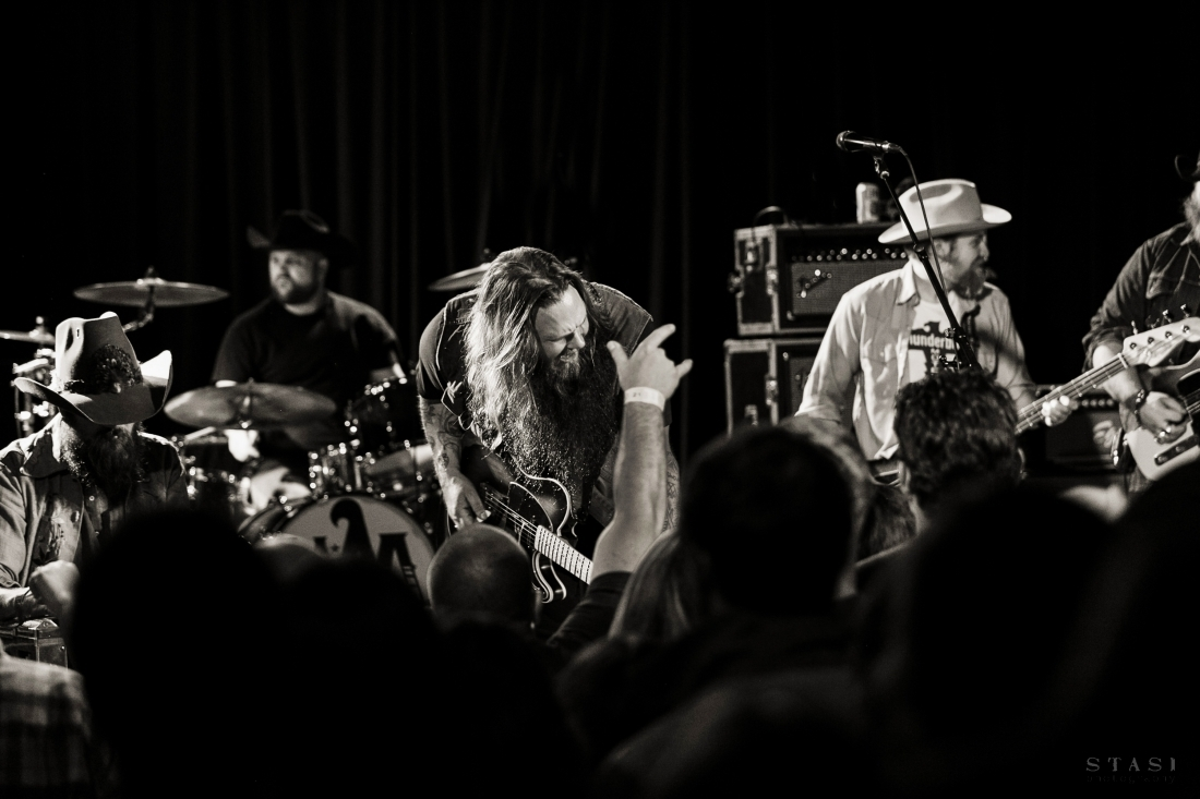 Whitey Morgan and the 78s @ The Roxy in West Hollywood, CA