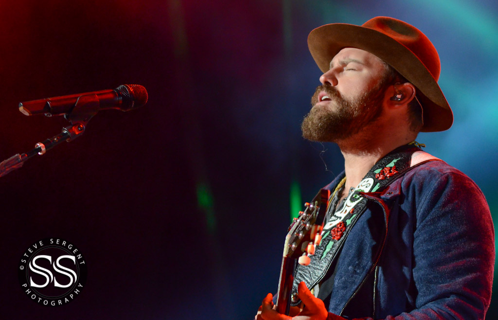Zac Brown Band in Detroit | Photo by Steve Sergent
